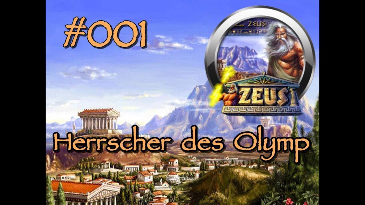 Herrscher des Olymp Zeus