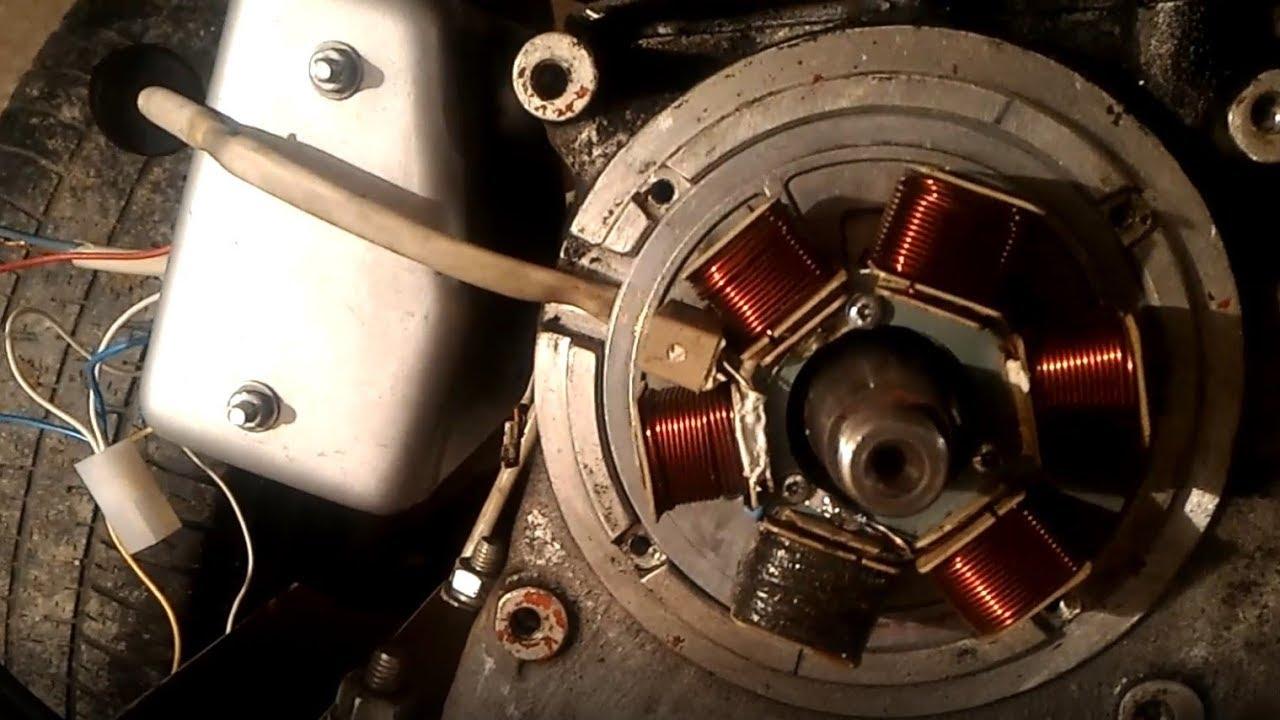 Мотоблок Мотор Сич. Поиск пропавшей искры.