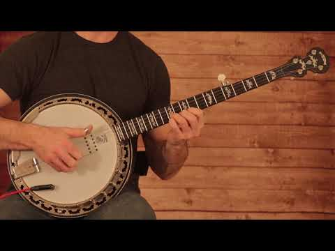 "The Dead South ""In Hell I'll Be In Good Company"" Banjo Lesson (With Tab)"