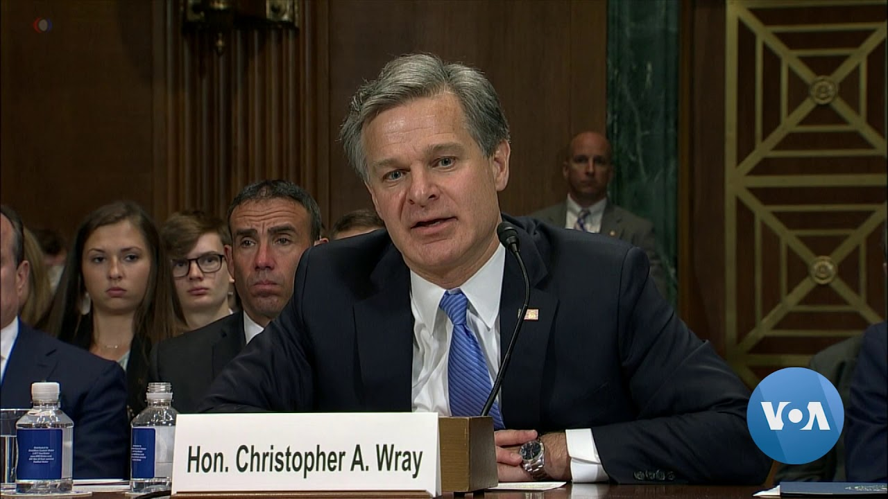 FBI Director: China Poses Biggest Counter-intelligence Threat to US