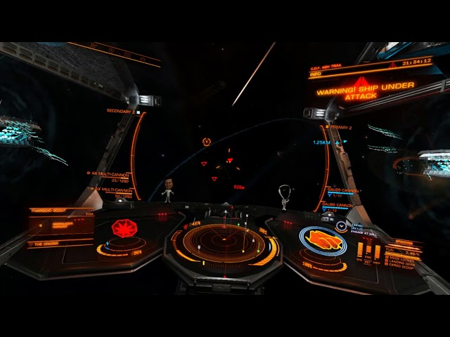 The return of the combat logger scout!