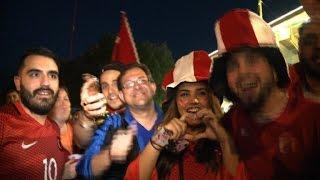 كأس أوروبا: تركيا تحيي آمالها بالتأهل الى ثمن النهائي