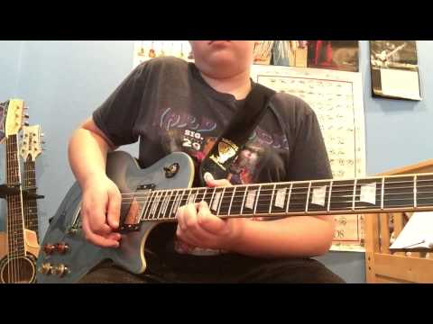 Different Shades Of Blue - Joe Bonamassa Guitar Cover
