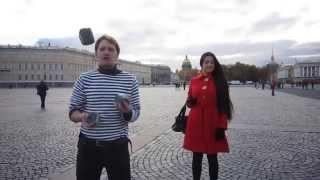 Уроки жонглирования булыжниками для девушки из Крыма