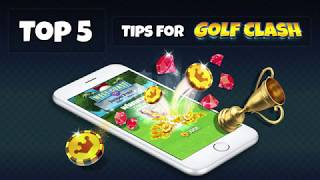 5 Top Tips for Golf Clash