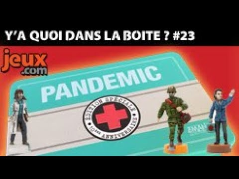Pandemic 10e anniversaire Unboxing