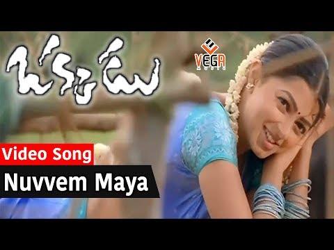 మహేష్ బాబు సూపర్ హిట్ సాంగ్ - Nuvvem Maya Chesavo Video Song II Okkadu Movie II Bhoomika || TVNXT