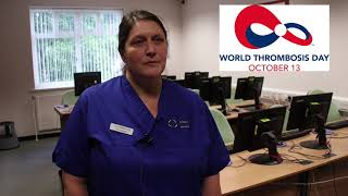 World Thrombosis Day 2019 Lisa Pemberton