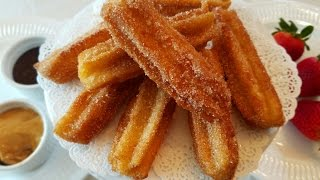 How To Make Churros Recipe By Mommy Is A Episode 68