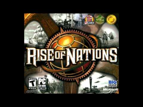 Rise of Nations OST 12 - High Strung