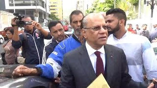 La charge provisoire de faux contre Ramgoolam rayée en Cour intermédiaire