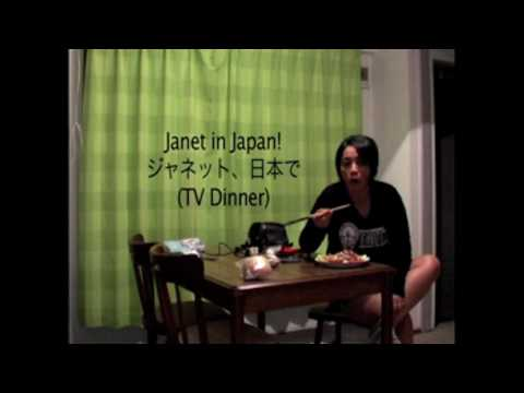 Janet Lilo Sapporo Artist in Residence Vlog1