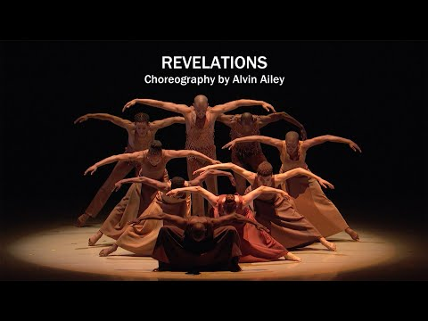 'Revelations' by Alvin Ailey