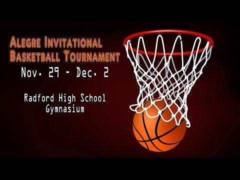 James Alegre Tournament - Radford vs Lahainaluna