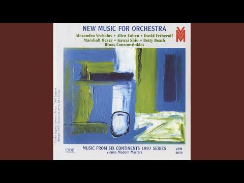 Concerto For Orchestra: II. Largo