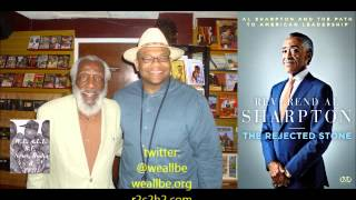 Baba Dick Gregory On Al Sharpton~5/4/2014