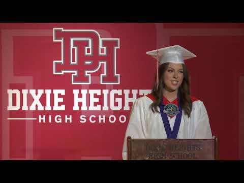 2020 Dixie Heights High School Commencement