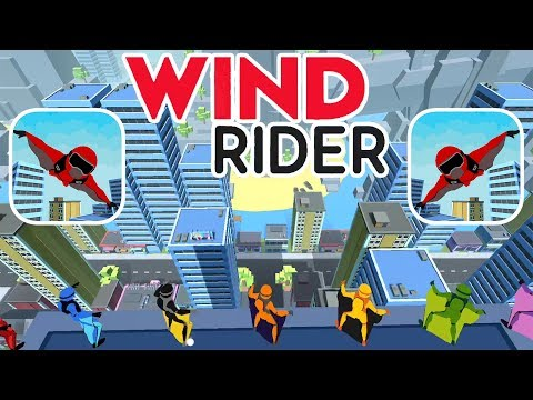 WIND RIDER GAMEPLAY WALKTHROUGH (iOS)