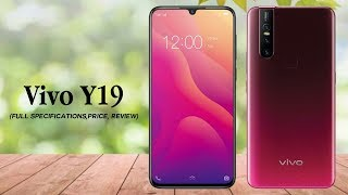 Vivo Y19   Specifications,features,price And Launching Date Of Vivo Y19