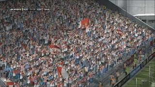 FIFA 14 - Next-gen crowds go crazy - PS4 Gameplay