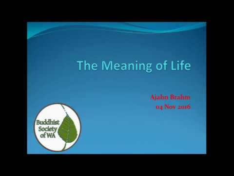 the meaning of life |eng