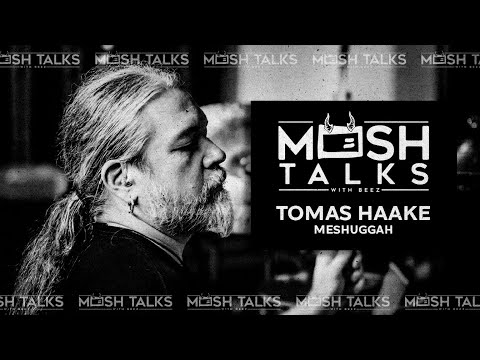 Exclusive! Meshuggah New Album News w/ Tomas Haake