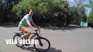 видео Электровелосипед Uberbike S26 350