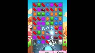 Candy Crush Saga Level 729, Walkthrough, 3 Stars, No Boosters