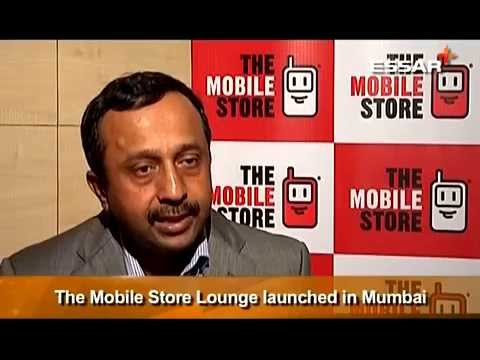 The MobileStore Lounge Launched In Mumbai
