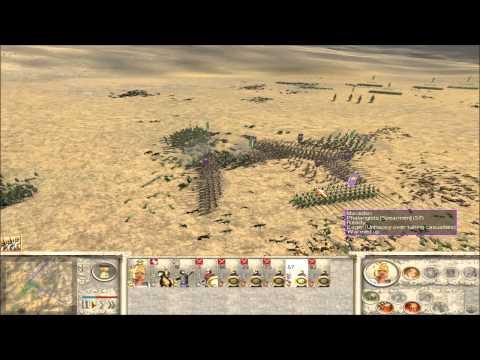 Alexander RTW Historical: Battle of Gaugamela (Very Hard level)