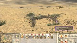 Alexander RTW Historical: Battle of Gaugamela (Very Hard level)