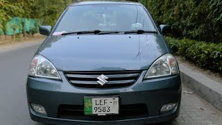 Suzuki Liana 1.6 Eminent 2007 | Owners Review: Price, Specs & Features | PakWheels