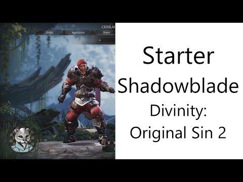 ✅ Basic Starter Shadowblade in Divinity: Original Sin 2 - YouTube