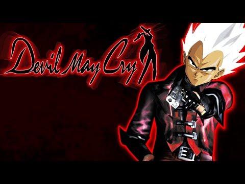Saiyan May Cry! | Vegeta Plays Devil May Cry | Renegade For Life thumbnail