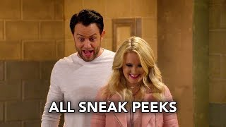 "Young & Hungry 5x17 ""Young & Bullseye"" / 5x18 ""Young & Motorcycle"" All Sneak Peeks (HD)"