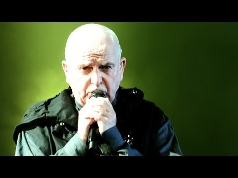 Peter Gabriel 'Big Time' at PH Live in Las Vegas, NV on 10/5/12