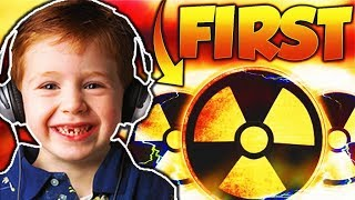 1500 LIKES?! helping a 10 year old get his first nuke in infinite w...