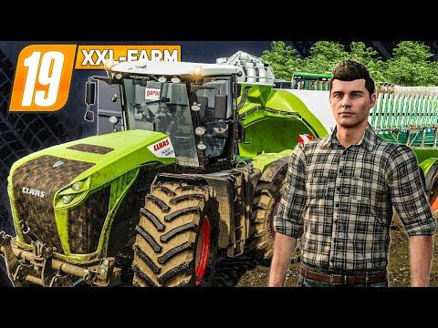 LS19 XXL-Farm: Mit PS-Monstern Auf Dem Feld! Gülle, Produktionen Und Mehr Im LS!