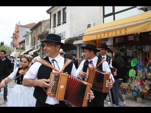"International Folklore Festival ""Ohrid Open"" 28 April - 02 May 2017 full video"