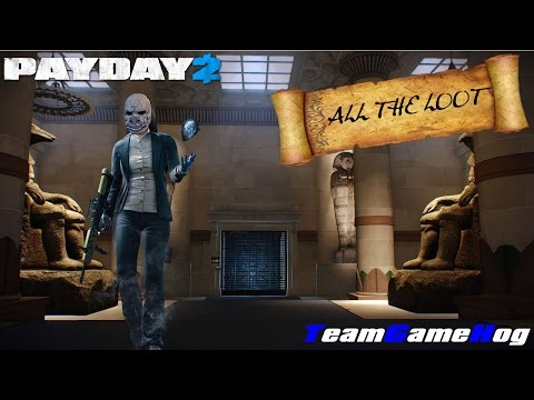 PAYDAY 2: The Diamond, Death Wish, Stealth, All Loot, No Civ Kills (PC)