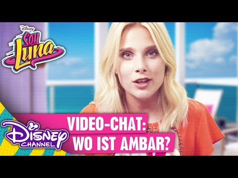 SOY LUNA - Die Mädels Im Video-Chat: Wo Ist Ambar? | Disney Channel