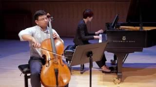 Bach: Sonata (viola da gamba) in G major, BWV 1027: II. Allegro ma non tanto