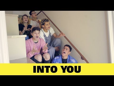 Ariana Grande - Into You Cover x PRETTYMUCH
