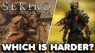 Is Sekiro Really More Difficult Than Dark Souls?