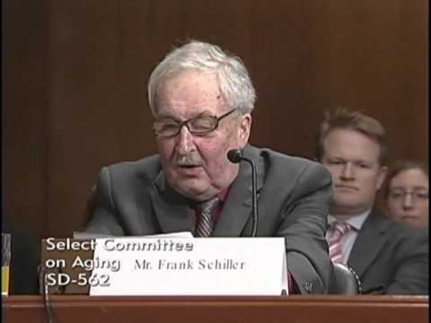 "Mr. Frank Schiller testifies before Senate Aging Committee on ""Tech Support"" Scam"