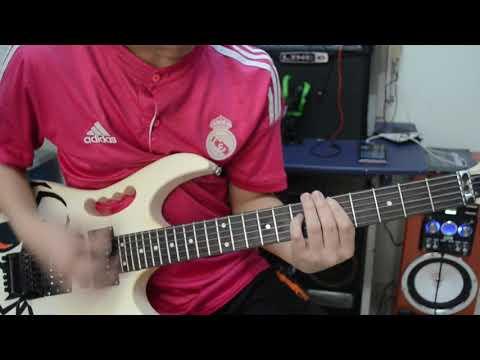 Taju Remaong - Pengerindu Aku Enda Bebagi - Guitar Solo - Cover