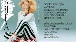 AJDA PEKKAN - SENİ SEÇTİM (1991) FULL ALBÜM