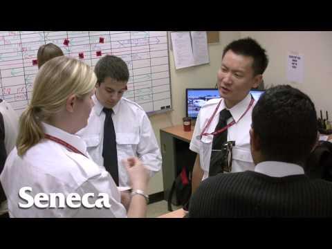 Seneca College - Bachelor of Aviation Technology