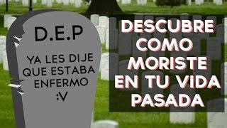 ¿Cómo moriste en tu vida pasada? | Test Divertidos