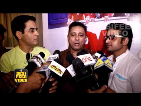 Love Ke Funday Launch Party - Aman Verma, Sukhwinder Singh, Shaleen Bhanot, Rishank Tiwari ,Pooja